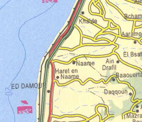 Lebanon Khalde Naame Ain Drafil Ed Damour