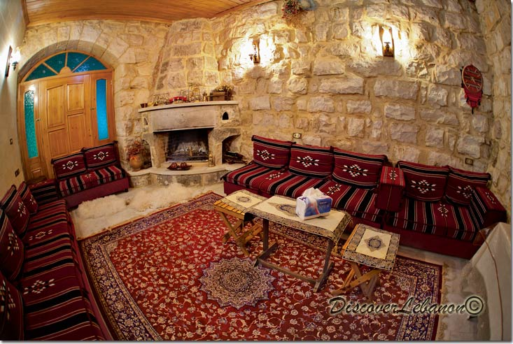 Discover Lebanon Image Gallery Old Houses Guesthouse In Shouf