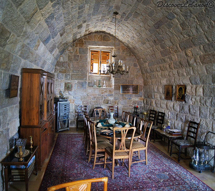 Captivating Interior Of House In Douma
