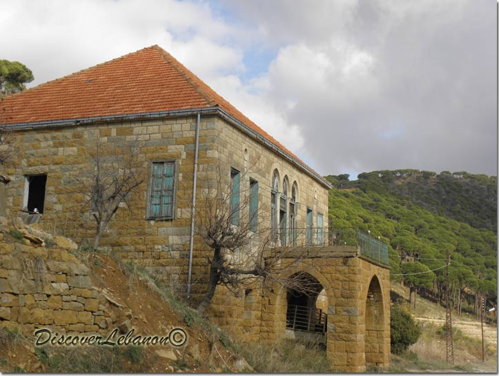 Discover Lebanon Image Gallery / Old Houses / House In