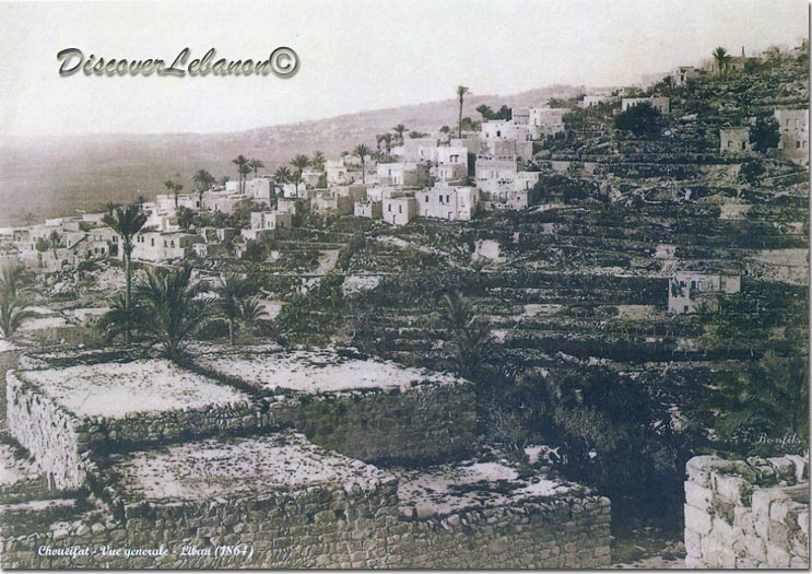 discover lebanon image gallery    old lebanon    choueifat bonfils