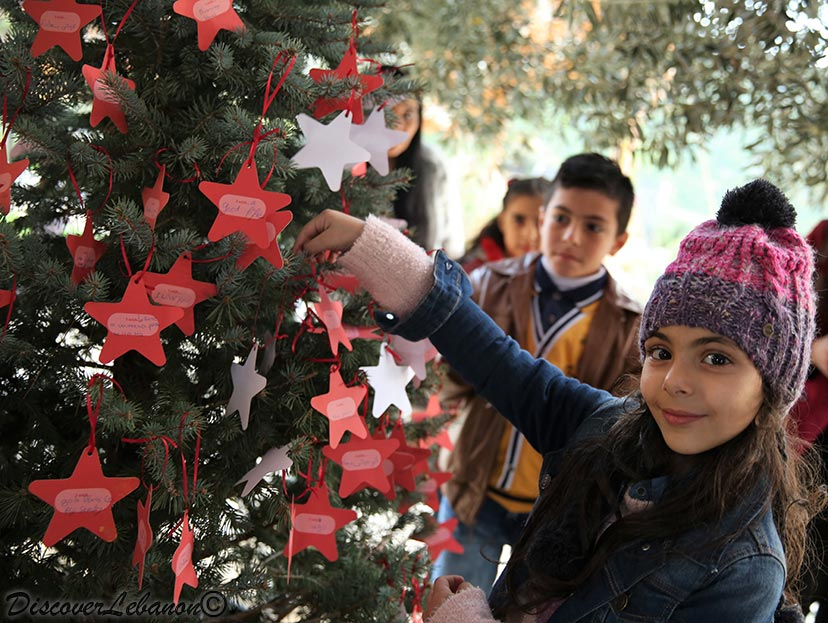 A Wish For Christmas.Discover Lebanon Image Gallery People Girl Writing Wish