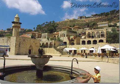 Discover Lebanon Image Gallery Cities Deir El Qamar