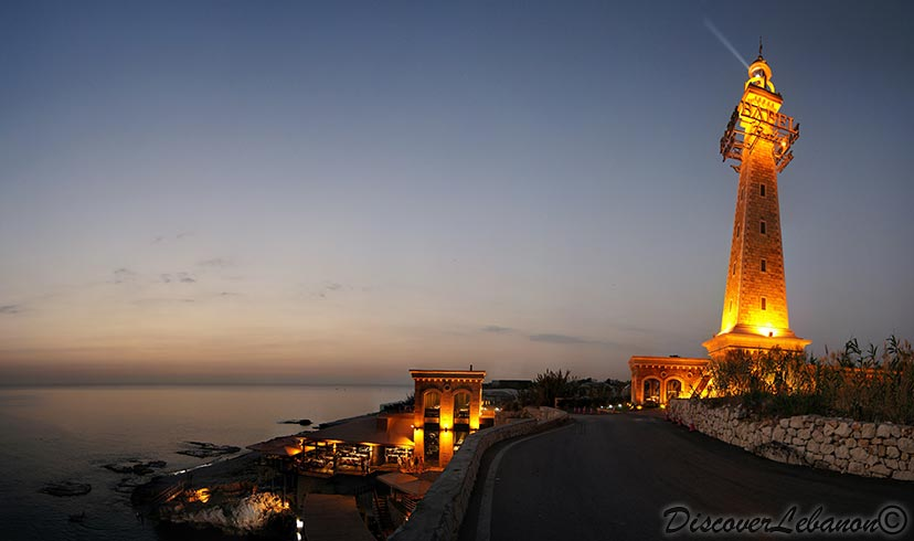 Discover Lebanon Image Gallery / Lebanon by night / Babel ...