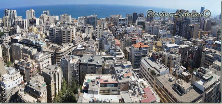 Discover Lebanon Image Gallery / Lebanon from sky / Aerial
