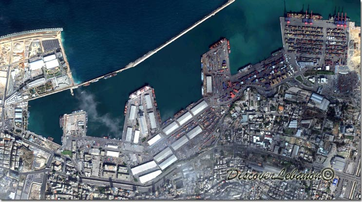 Beirut Port has recently deployed a state-of-the-art perimeter fence.