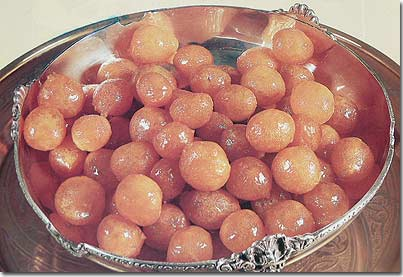 how to make lebanese sweets