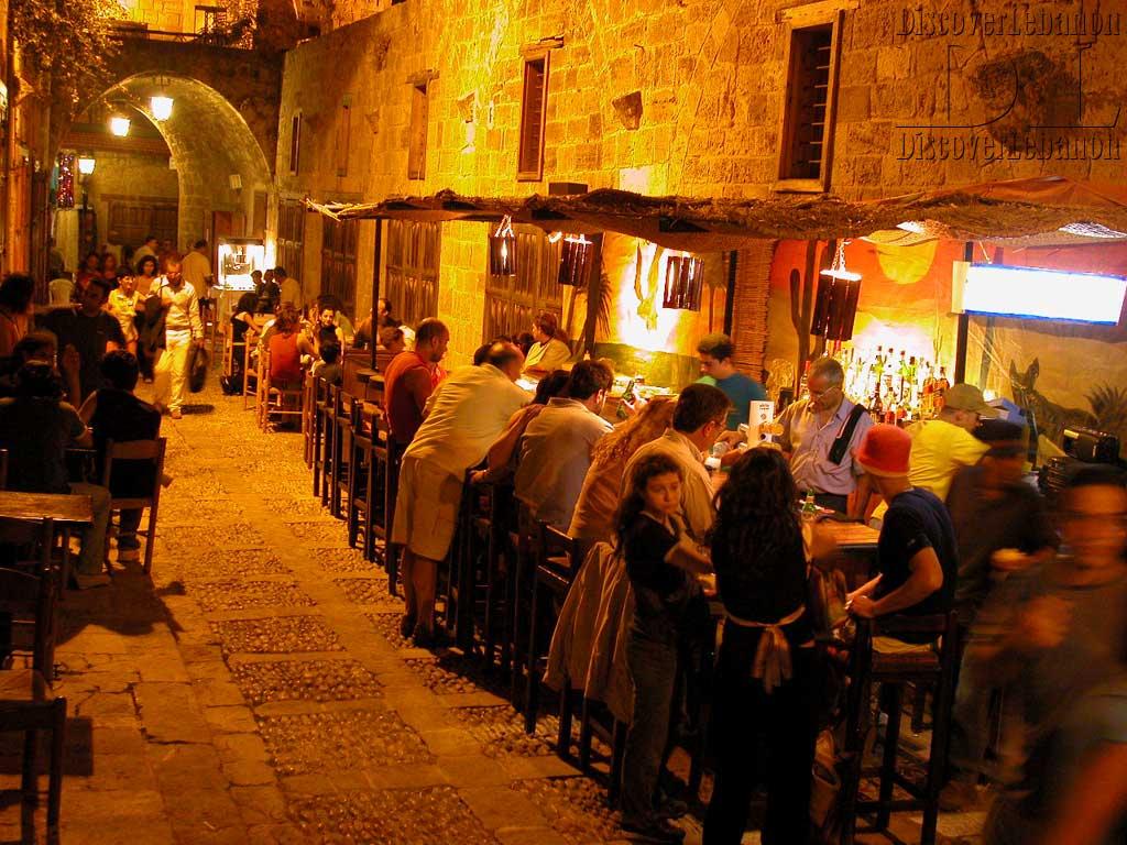 Visiting Beirut : Lebanon