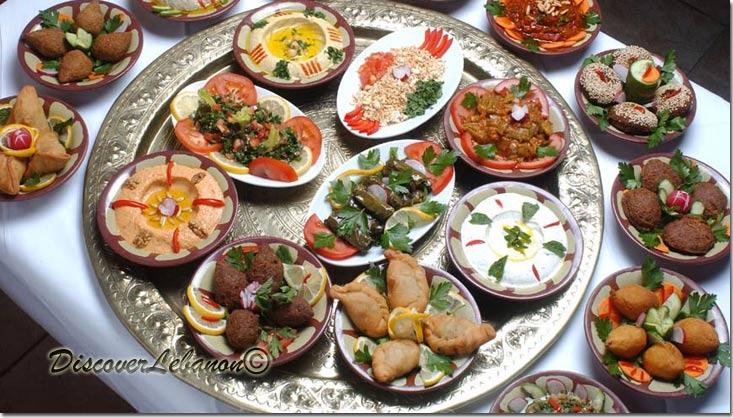 Discover Lebanon Image Gallery Still Life Lebanese Plates Cuisine